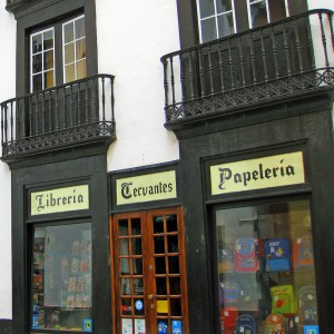Boekwinkel Santa Cruz de la Palma