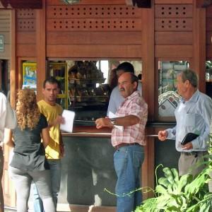 Kiosk Los Llanos de Aridane, La Palma